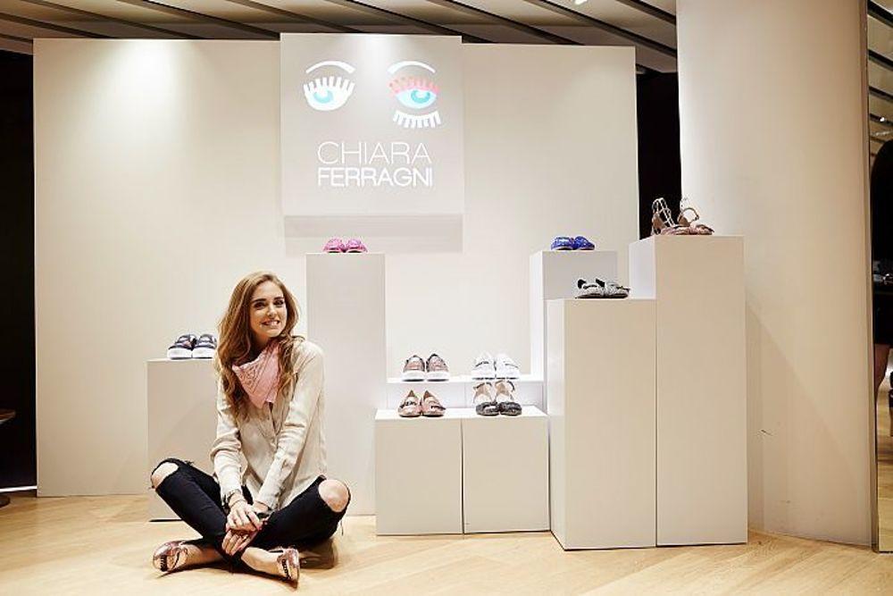 Chiara Ferragni, aperto il suo primo negozio a Milano/ FOTO E VIDEO