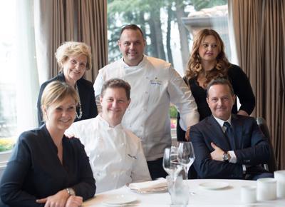 La famiglia Cerea al primo posto tra gli chef stellati italiani con fatturato maggiore