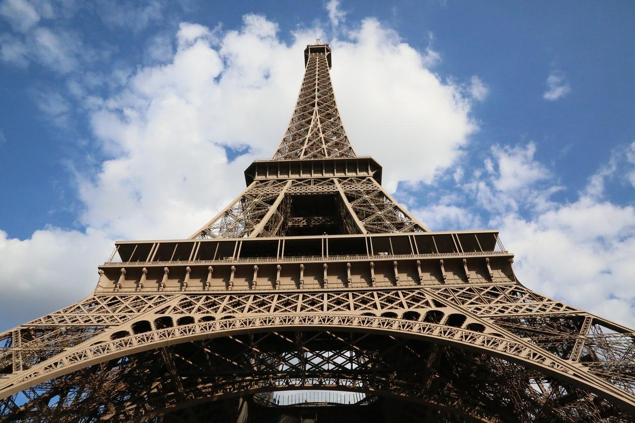 Station F, sotto la torre Eiffel