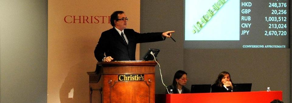 Christie's investire sull'arte italiana