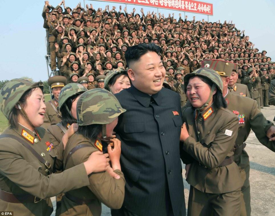 Kim Jong Un il dittatore che sperpera il denaro del suo paese