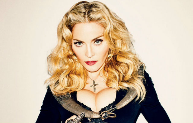 Madonna lavori umili venditrice di ciambelle