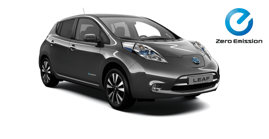 Nissan Leaf contro model 3