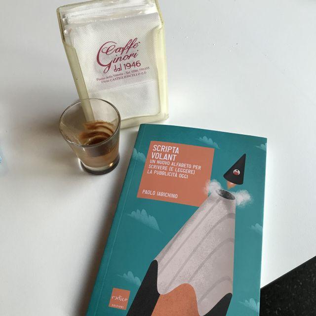 Scripta volant ultimo libro di Paolo iabichino