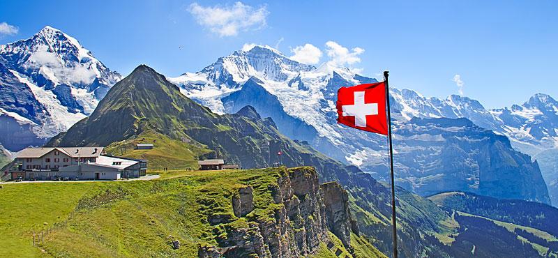 Svizzera top 5 nazioni innovative