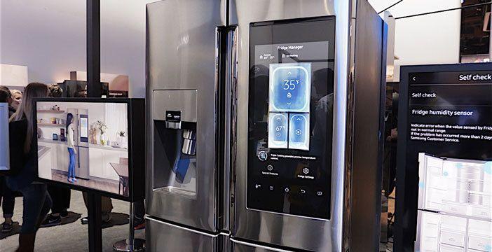 frigorifero 2.0 di samsung family hub
