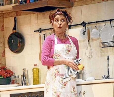 lavoro domestico: la casalinga