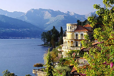 seconde case in Italia lago di Como in testa