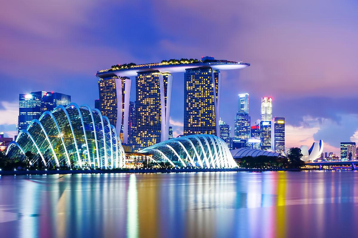 singapore top 5 città ecosostenibili