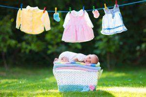 tessuto tech abiti che crescono con i bambini