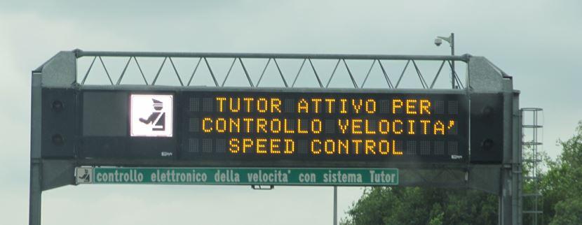 tutor autostrade
