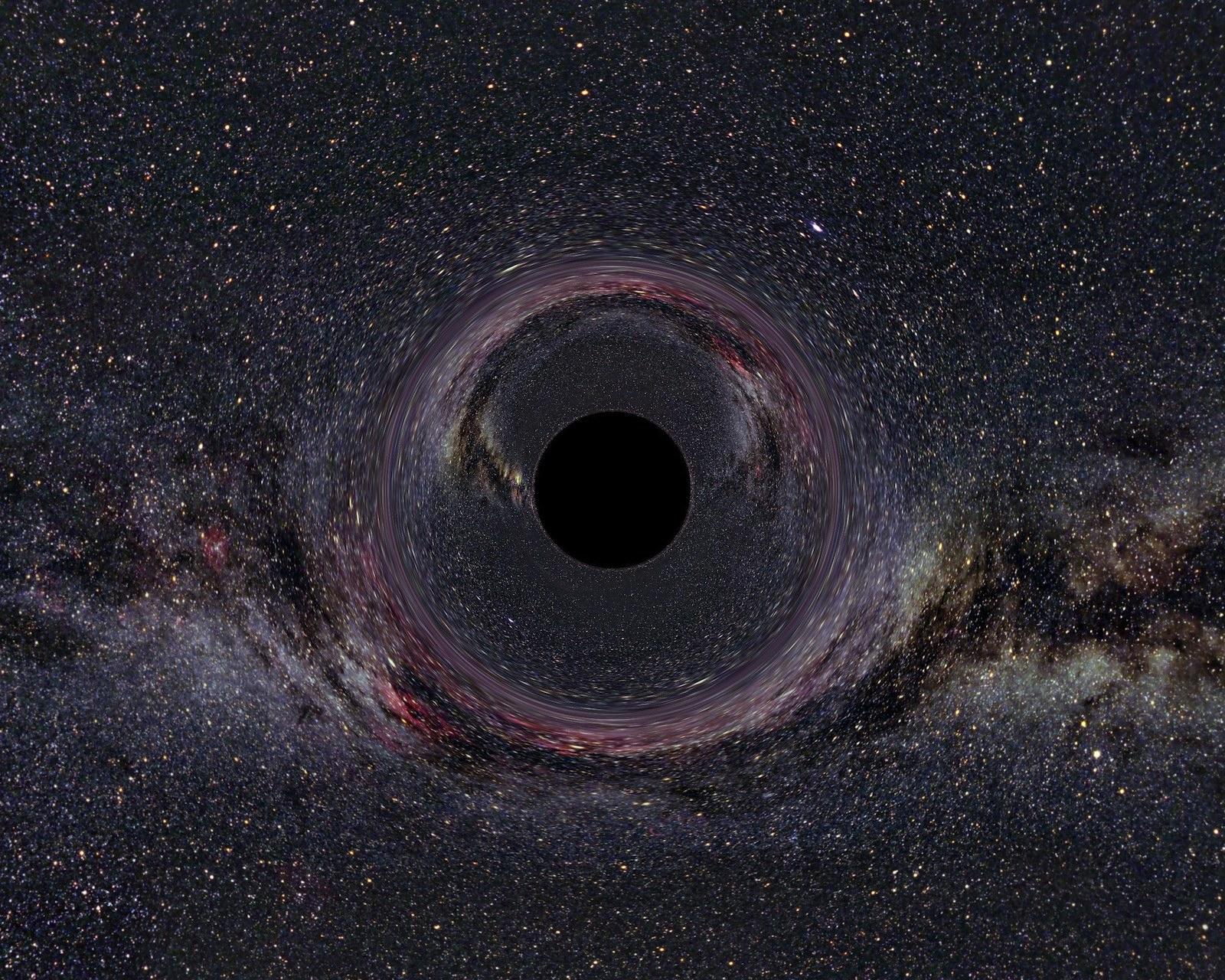 Il buco nero scoperto da Alma è di dimensioni intermedie