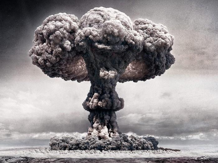 Esplosione Nucleare come scampare