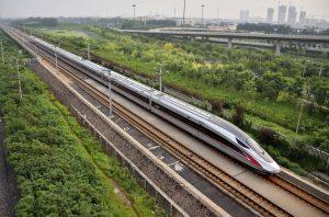 Treno supersonico cinese Casic