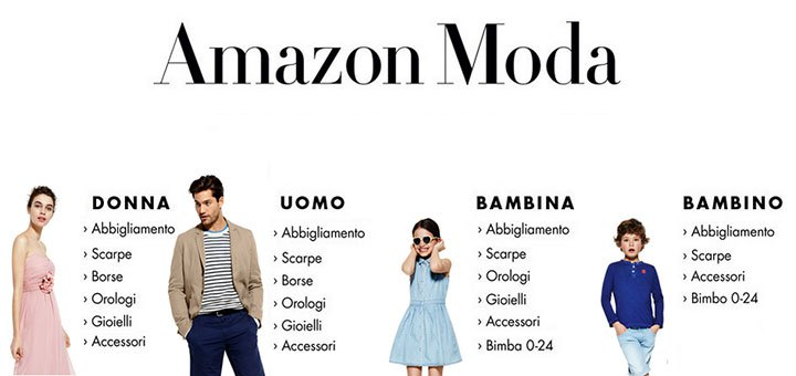 amazon moda cheap concorrenza agli altri marchi