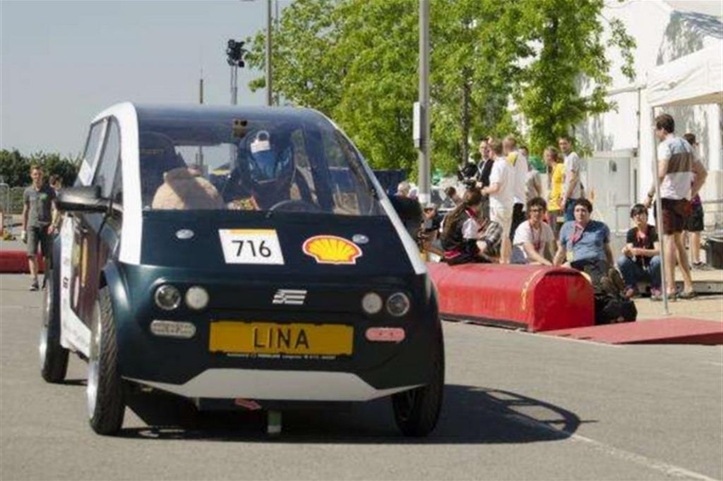 auto biodegradabile dall'olanda