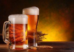 la linea cosmetica Sorgente di birra delle Tenute Collesi