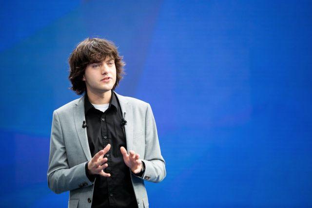 Boyan Slat è il giovane olandese fondatore di Ocean Cleanup