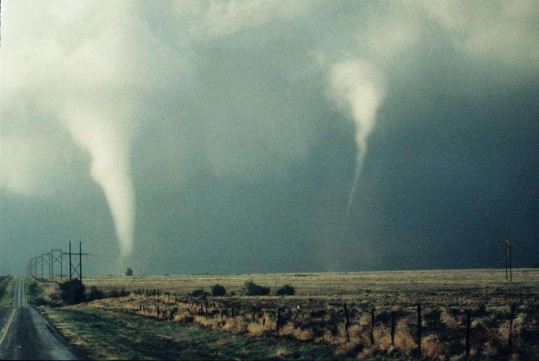 catastrofi naturali il tornado