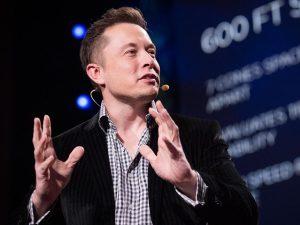 Elon Musk nel 1995