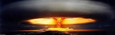 esplosione nucleare uscire fuori