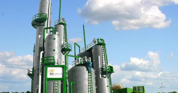 green refinery gela