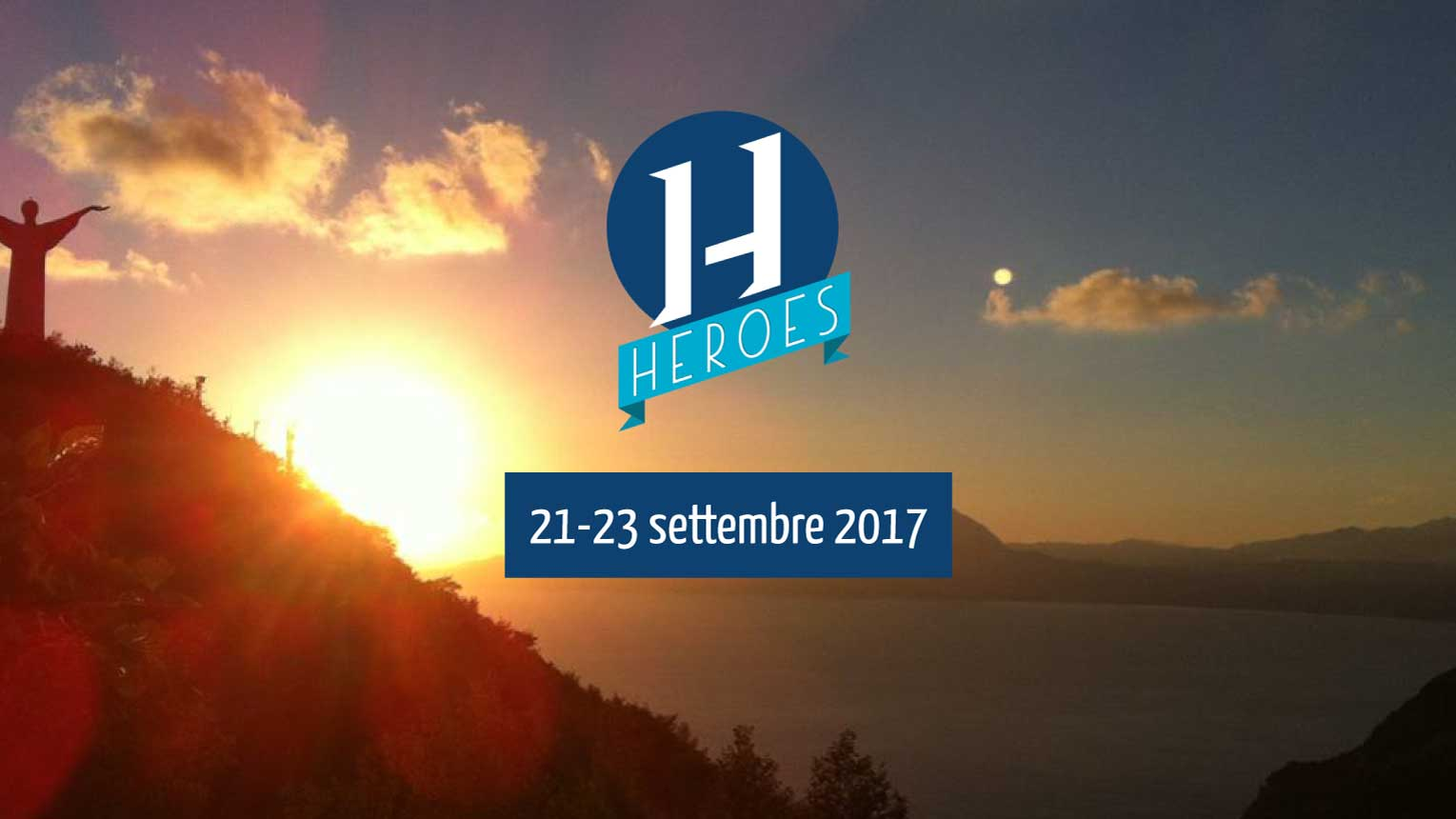 Heroes Coinnovation Festival si svolgerà dal 21 al 23 settembre 2017