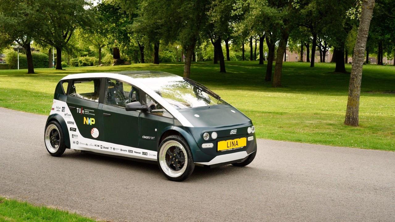 lina auto biodegradabile olanda