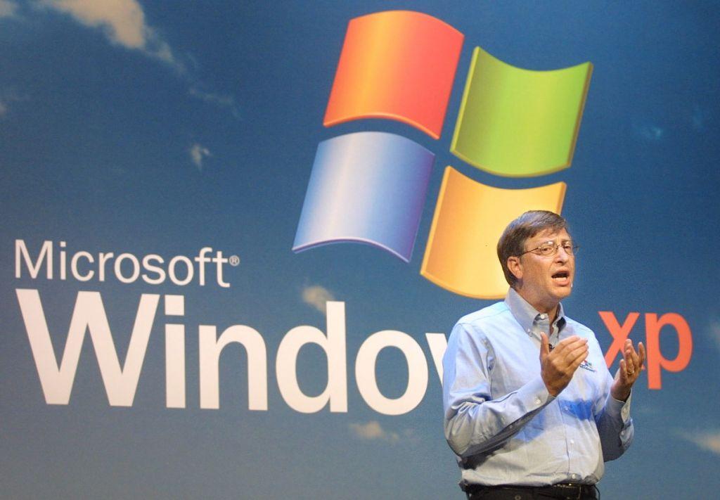 Bill Gates e la sua invenzione