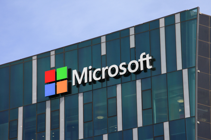 microsoft top 5 aziende digitali