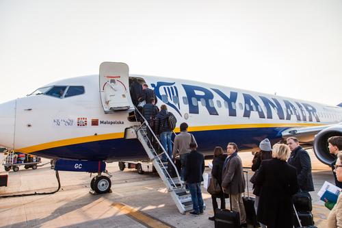 Cancellati numerosi voli Ryanair su Trapani. Ecco le cancellazioni annunciate