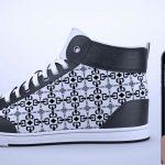 scarpe innovativa cambiare lo sfondo con lo smartphone