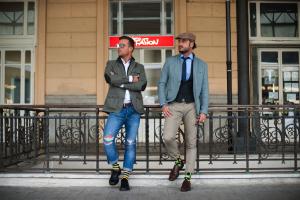 Via Calzabigi il business della calzetteria 2