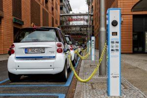 auto elettriche per europa green
