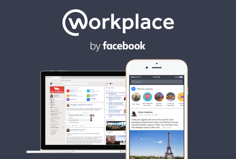 Facebooks-Worplace-