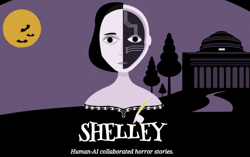 Shelley_ai algoritmo che scrive storie horror