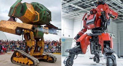 Robot Giganti