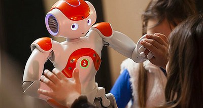 Robot autismo