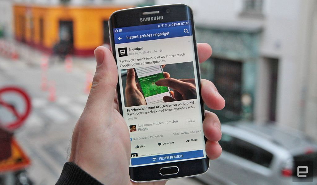 Instant-Articles facebook