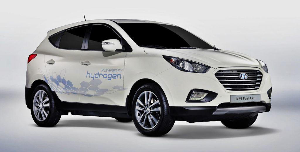 Hyundai a idrogeno