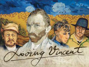 come è stato prodotto Loving Vincent