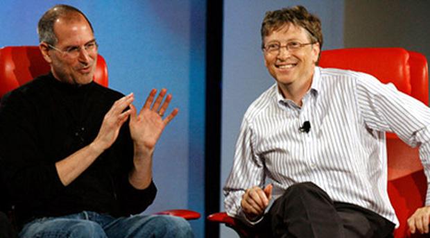 pc o mac? stave jobs o bill Gates?