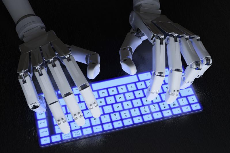 shelley_ai scrittore robot