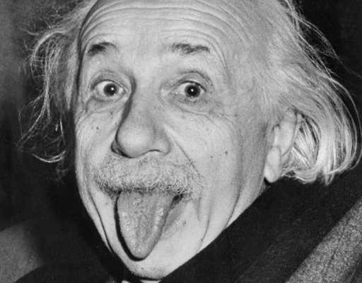 Albert Einstein la via per la felicità