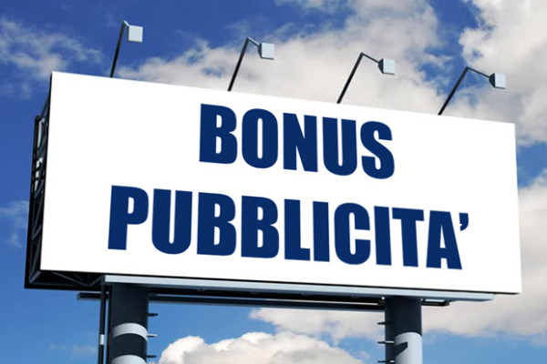 bonus-pubblicità testate online