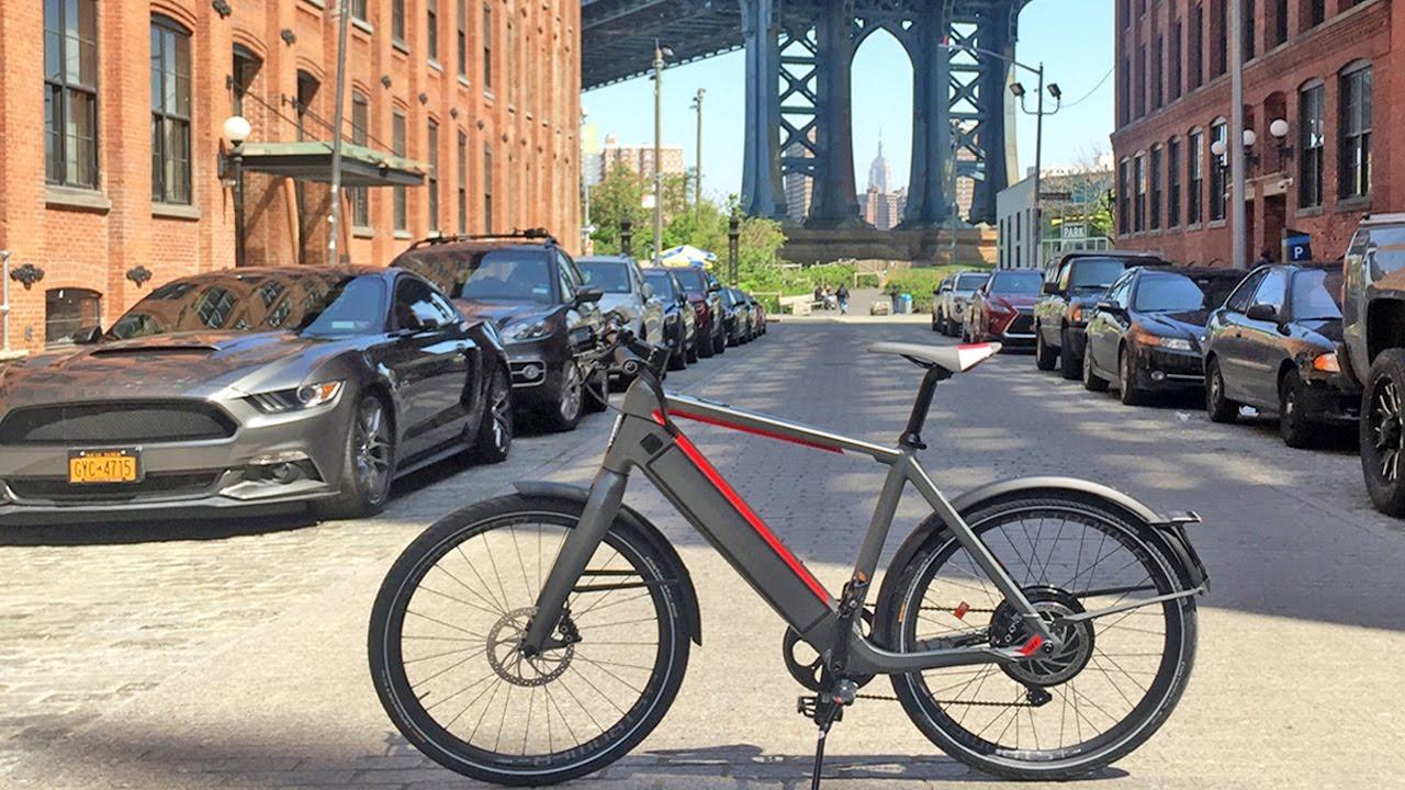 new york mette al bando le bici elettriche multe fino a
