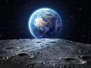 scoperta caverna sulla luna