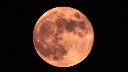 Eclissi lunare del 31 gennaio 2018: diretta streaming Video