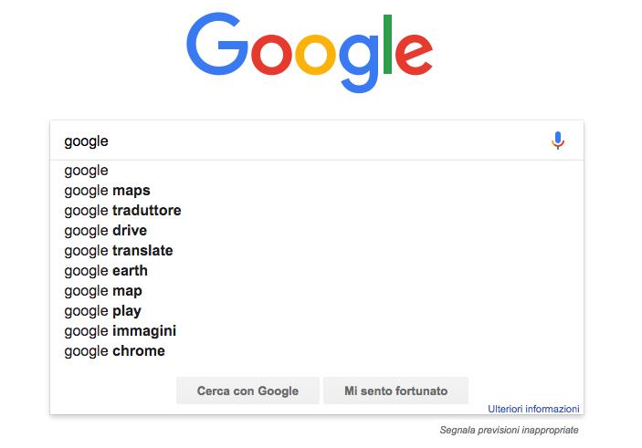 Algoritmo-di-ricerca-di-google