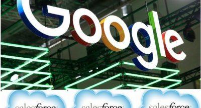 Google-salesforce
